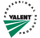 Valent Professional Products